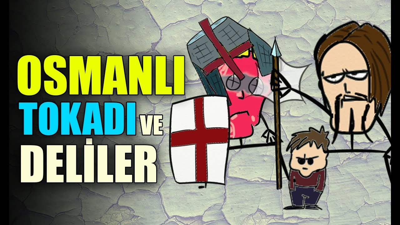 OSMANLI TOKADI VE DELİLER - Animasyon