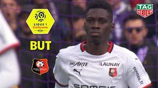 But Ismaila SARR (59' pen) / Toulouse FC - Stade Rennais FC (2-2)  (TFC-SRFC)/ 2018-19