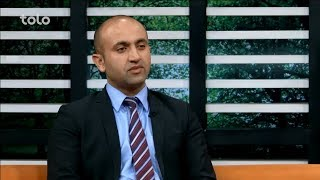 بامداد خوش - سرخط - صحبت های احمد بهزاد غیاثی در مورد مشکلات زنان نارنجی پوش شاروالی