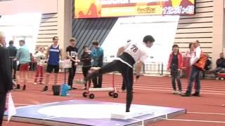 Чемпионат России по лёгкой атлетике в Санкт-Петербурге ... Толкание ядра муж