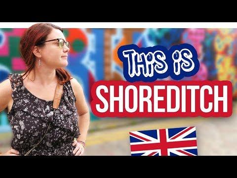 Things to do in SHOREDITCH. Best Neighbourhood in London?