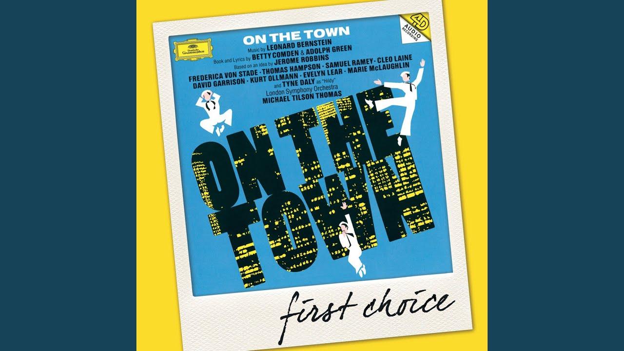 Bernstein: On The Town - 3. Presentation Of Miss Turnstiles (Live)