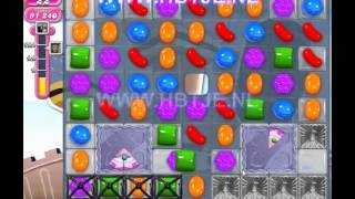 Candy Crush Saga level 381 no powerups