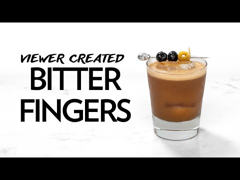 The Viewer Created Bitter Fingers Using One Of My Favorite Amari