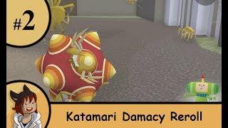 Katamari Damacy Reroll part 2 - Tomatoes are properly crabs?