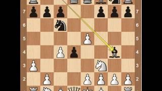 Gambito de Dama, Entrega 6, El Contragambito Albin