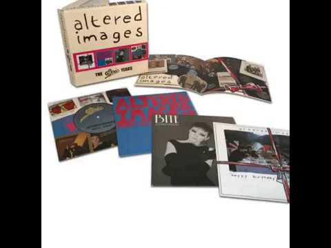 Altered Images: The Epic Years (4CD Box Set)