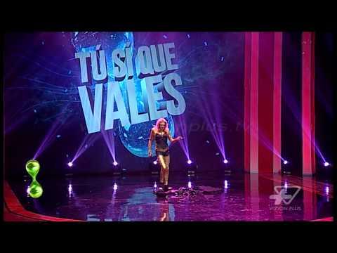Tu Si Que Vales - Ala Berht - 1 Prill 2015 - Show - Vizion Plus