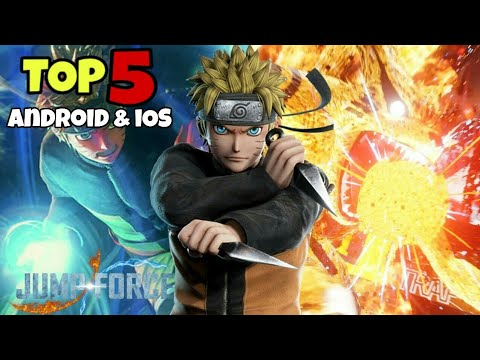 TOP 5 Games Like JUMP FORCE For Android | Download Links