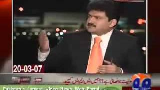 Imran Khan Exposed by Hamid Mir