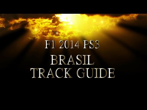 Front Row Racing | F1 2014 | BRASIL TRACK GUIDE