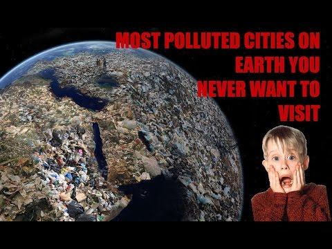 Top 10 Most Common Causes of Air Pollution in the World