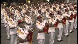Tiến Quân Ca (Quốc ca Việt Nam) - Vietnam National Anthem