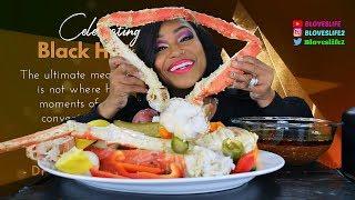 Seafood Boil I'm Back Home