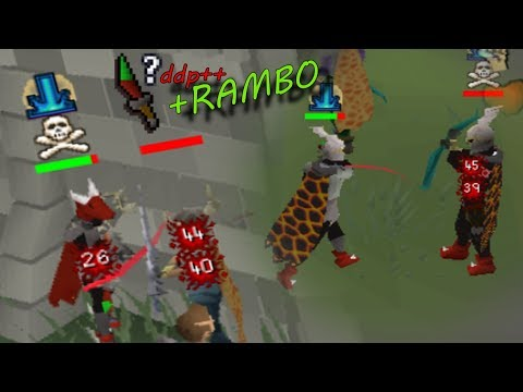 DDS, Infernal Cape & Max Pking (INSANE HITS) - OSRS Road to 46-46
