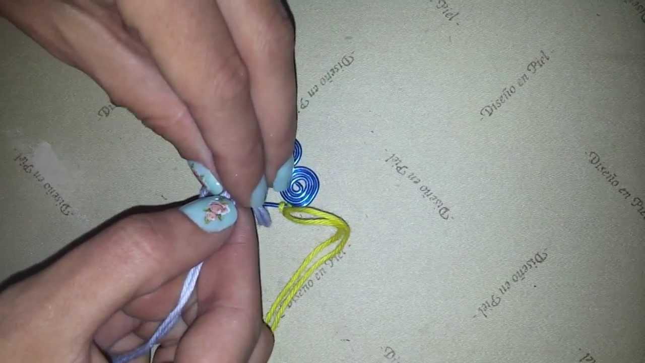 dd3e4e7ee163 Manualidades: como hacer pulseras o abalorios - aprender a hacer pulseras