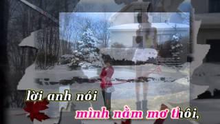 [Karaoke] Hạnh phúc đó em không có_beat