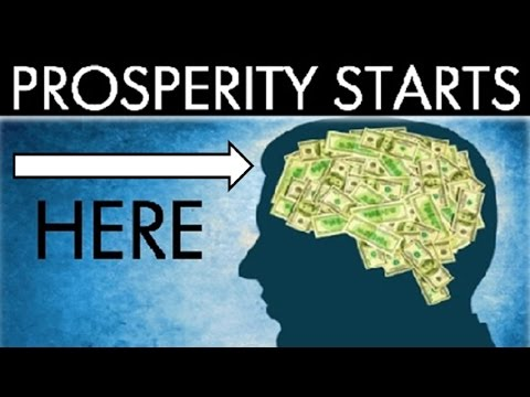 The Spiritual Substance of Prosperity Available to All (law of attraction)