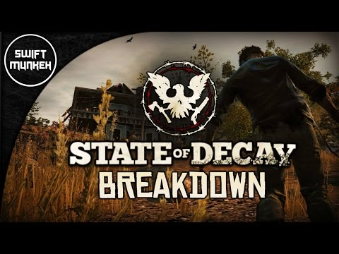 "[3] State of Decay Breakdown YOSE ""Wow Flower shop!"""