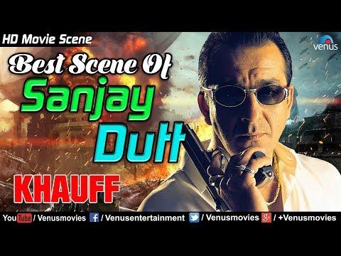 Best Scene of Sanjay Dutt   Hindi Movies   Khauff   Bollywood Movie Scene   Sanjay Dutt Movies