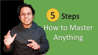 Gambar cover Sunday Special 8 | How to Master anything | 5 Steps