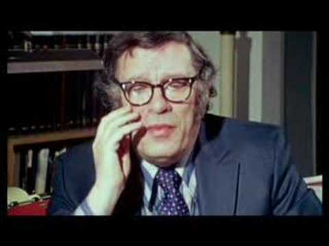 Isaac Asimov on The Golden Age of Science Fiction