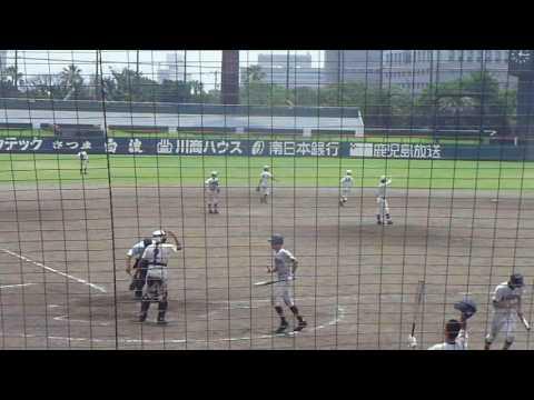 箕島対星稜 (第61回全国高等学校野球選手権大会3回戦)   by htasp3993