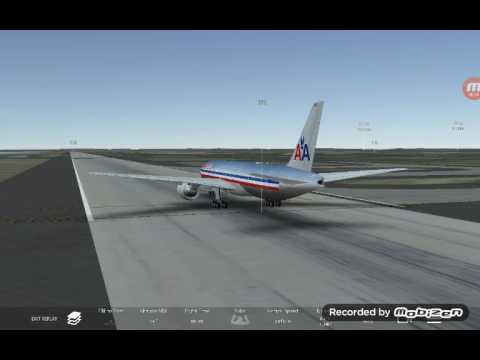 Infinite Flight American Airlines Flight 587 remake