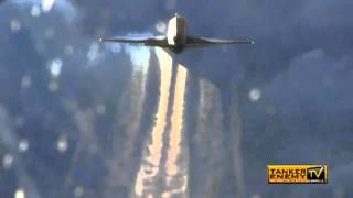 Chemtrails- Spraying filmed from another aircraft
