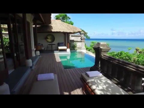 Four Seasons Bali at Jimbaran Bay - Premier Ocean Villa