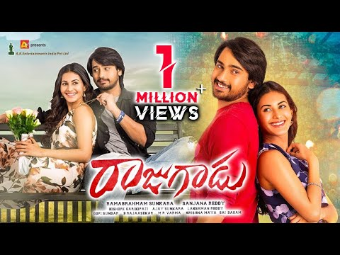 Raju Gadu Full Movie - 2018 Telugu Full Movies - Raj Tarun, Amyra Dastur - Sanjana Reddy