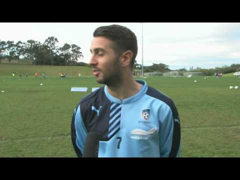 Zullo Welcomed Into The Sky Blue Family