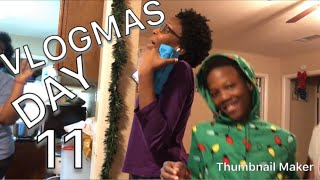 VLOGMAS DAY 11: Kids Clean Kitchen | Making Cookies 🍪 | own no rights to the music