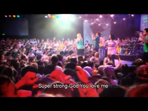 Super Strong God - Super Strong God (Hillsong Kids) - With Subtitles/Lyrics - HD Version