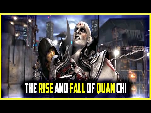 The Rise And Fall Of Quan Chi - Mortal Kombat Lore thumbnail