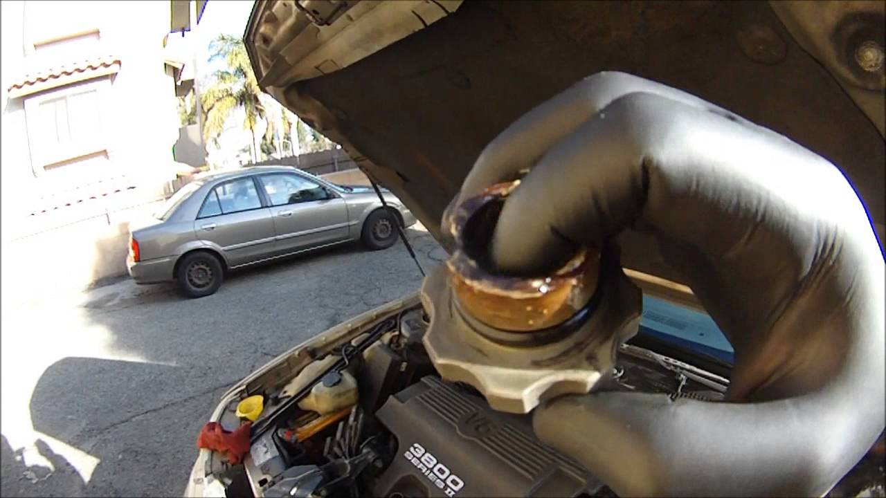Blown Head Gasket Milky Oil Cap How To Tell A Blown Head