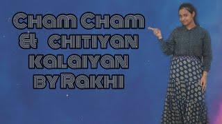 Cham Cham    Sharadha Kapoor    Chitiyan Kaliya    Jakline    Dance cover by Rakhi