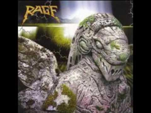 Клип Rage - Fading Hours
