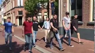 "ZamanBand - Backstage - 'Alga' song music video  - Как проходили съемки клипа ""Алга"""