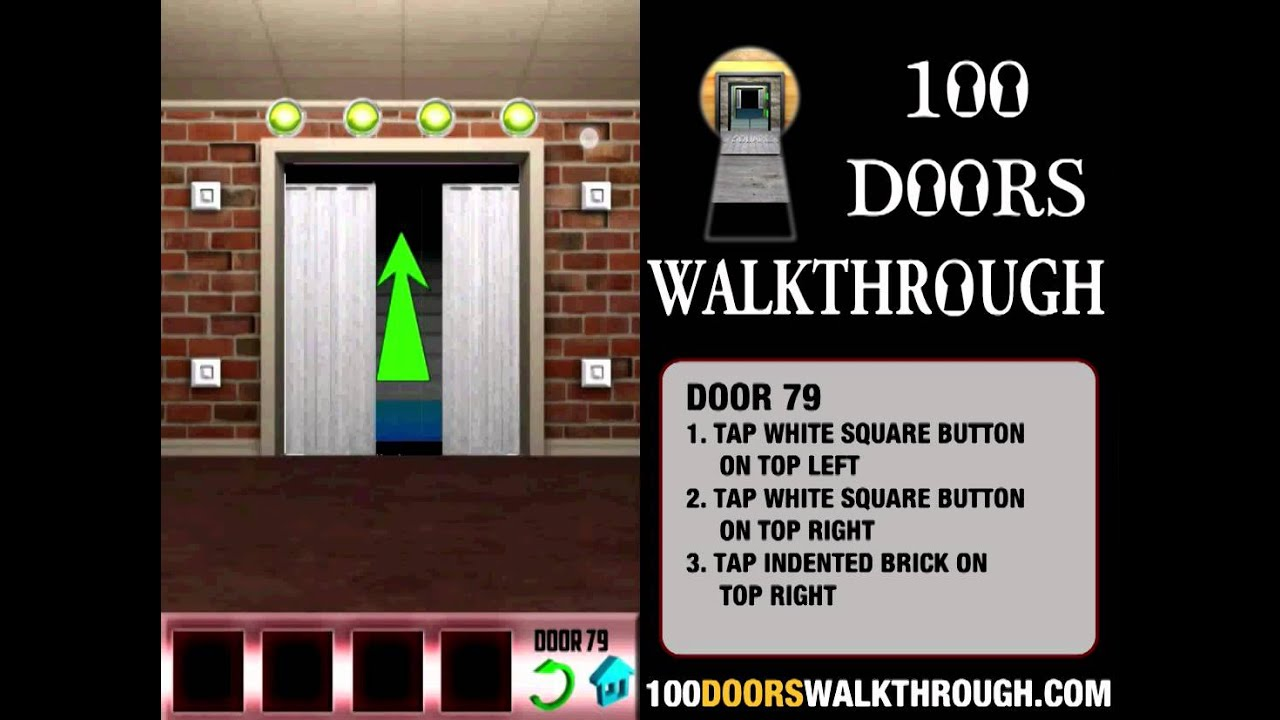 100 doors 79 100 doors level 79 android walkthrough for 100 doors door 9 solution