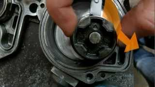 animation moteur rotatif