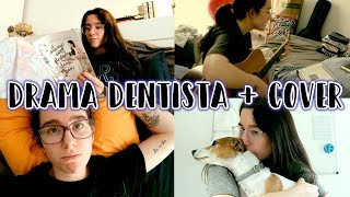 Dramas con el dentista + COVER · VLOG   Christine Hug