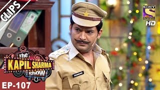 Kapil As Inspector Shamsher & His Hilarious Antics - The Kapil Sharma Show - 20th May, 2017