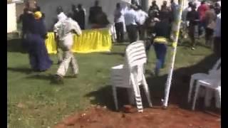 Olugendo lwa Mbabazi: E Mbale basiibye ku bunkenke thumbnail