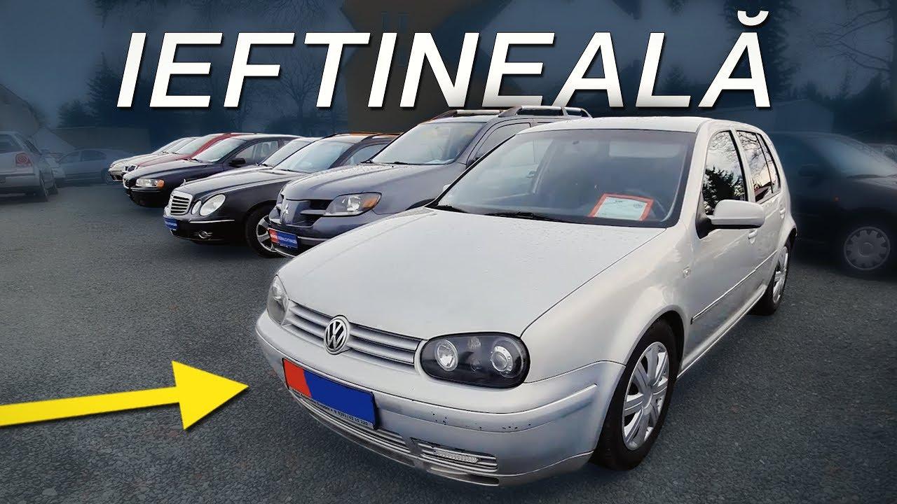 Ce mașini ieftine poți să cumperi din Germania in 2021 ?!?