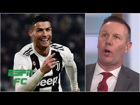 Cristiano Ronaldo and Juventus will have a 'great night in Turin' - Craig Burley | Champions League