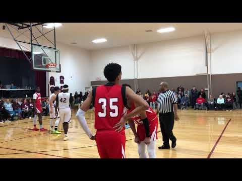 Q2 Sunnydale Adventist Academy Basketball vs Sunnydale January 18 2020