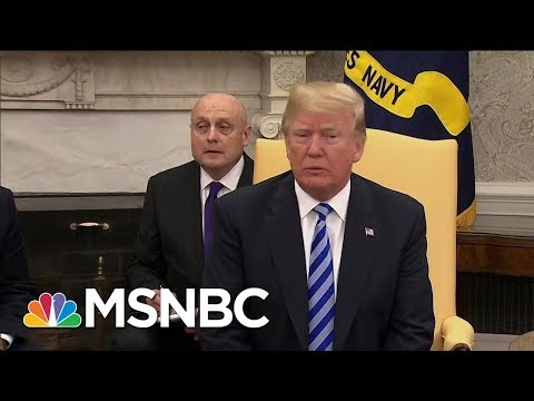 President Donald Trump's Greatest Fear | MSNBC