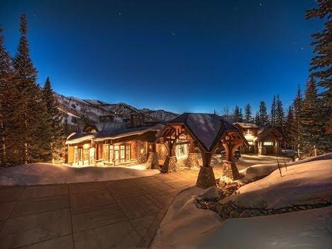 Prized Canyons Equestrian & Ski Property in Park City, Utah
