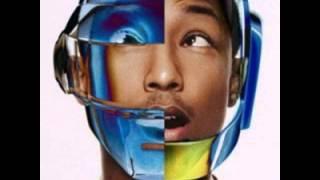 Daft punk - Lose Yourself to Dance ft. Pharrell & Kanye (Kero One Re-fix for DJ's) Remix (YEEZUS)
